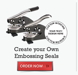 Create Your Own Embossing Seals