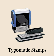 Typomatic Stamps