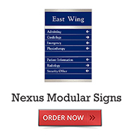 Nexus Modular Signs