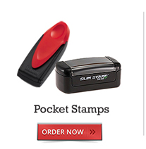 Pocket Stamps