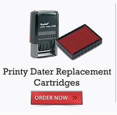 Printy Dater Replacement Cartridges