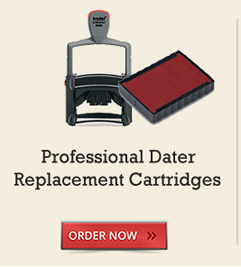 Professional Dater Replacement Cartridges