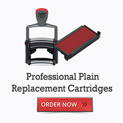 Professional Plain Replacement Cartridges