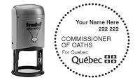 how to become a commissioner of oaths in quebec