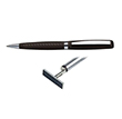 Heri ballpoint pen stamps consist of a pen and a built in customized stamp.